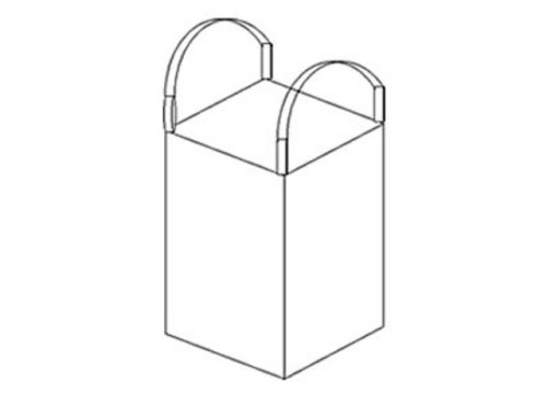 FIBC Jumbo bag 1 ton 1.5 ton big jumbo bags bulk bags for copper concentrate