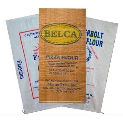 Almond/walnut and flour bag