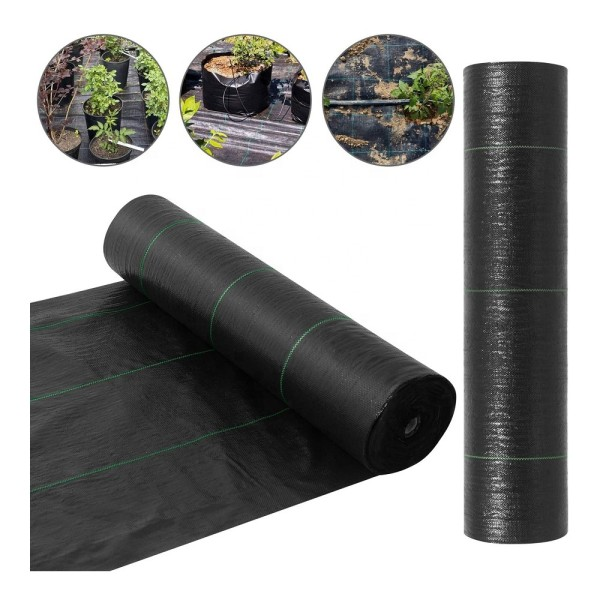 garden ground cover fabric/weed barrier mat/plastic pp anti weed agro weed control mat