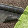 UV resistant pp woven weed control mat landscape fabric