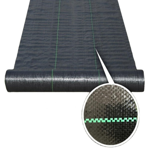 Agricultural and garden ground cover weed mat rolls Landscape fabric