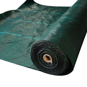 Greenhouse Weed Mat Weed Control Mat Rubber Garden Black Ground Cover