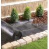 UV treated polypropylene woven ground cover for garden