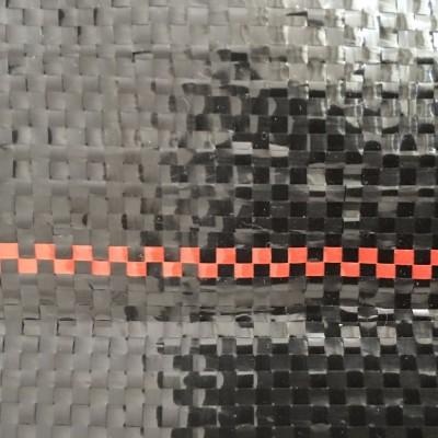 PP woven silt film geotextiles silt fence