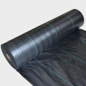 4M WIDTH PP WOVEN GROUND COVER WEED CONTROL FABRIC