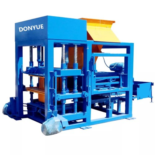 Block Making Machine /Auto Interlocking Brick Machine Price /China Building Material Machinery Paver