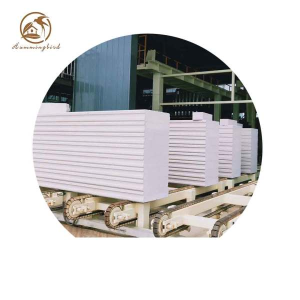 ALC concrete panel/block Best quality roof panel high quality long-term standard quick installation