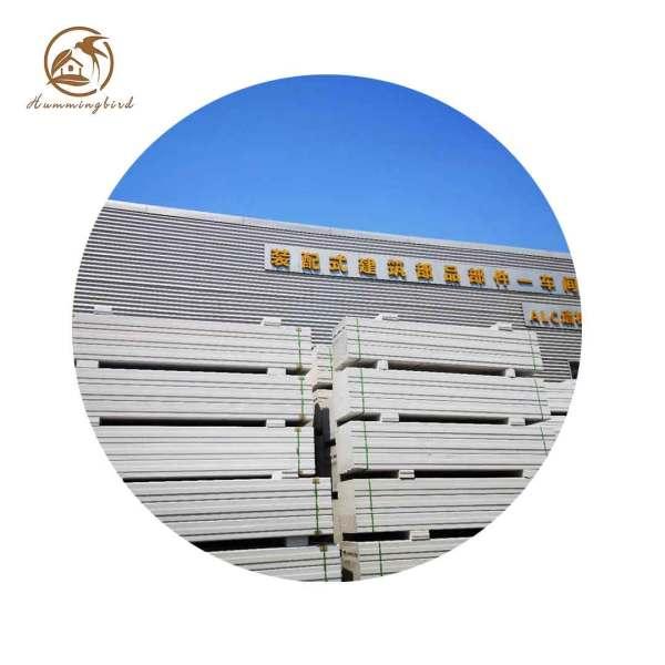 China Manufacturer Customized Precast Lightweight Concrete Panels AAC Wall Block