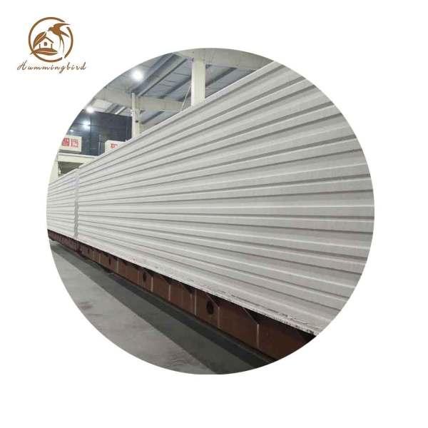 Autoclaved Aerated Concrete Block China Manufacturer Customized Precast Lightweight Concrete Panels