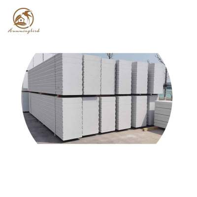 Autoclaved Aerated Concrete Block China Manufacturer Customized Precast Lightweight Concrete Panels