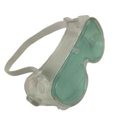 защитные очки одноразовые противотуманные химические прозрачные мягкие эко медицинские поливинилхлоридные защитные защитные очки