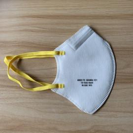 Одноразовая защитная маска NIOSH N95 для защиты от загрязнений