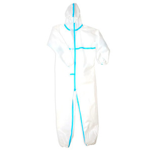 china manufacturer low price good quality clothing nonwoven protection suit in