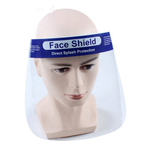 Face Shield With CE FDA Certificate