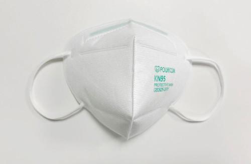 POWECOM KN95 face mask earloop