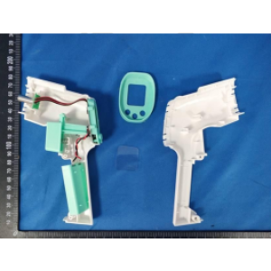 The Digital non Contact Temperature infrared Forehead thermometer gun