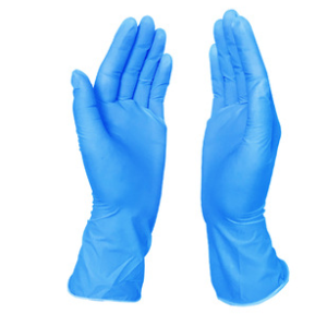 Disposable nitrile / Vinyl Latex Examination Medical Gloves