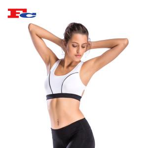 4 Way Stretch Mesh Yoga  Bra Wholesale Suppliers