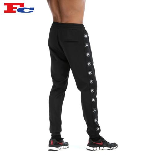 Wholesale Mens Sweatpants  Slim Fit  Spandex  Polyester Jogger  Pants