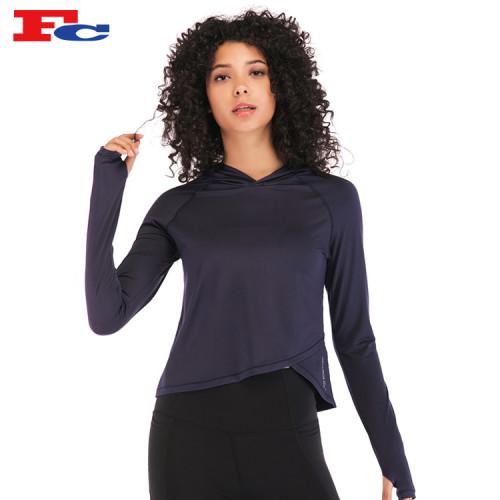 Navy Blue Best Wholesale Hoodies