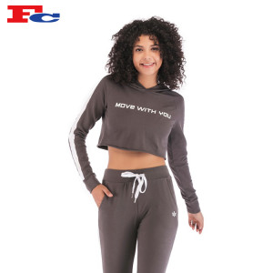 Women Gym Top Breathable Lightweight Hoodies Wholesale