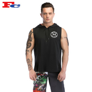 Wholesale Mens Hoodies Cotton Spandex Print Letter  Short Sleeve