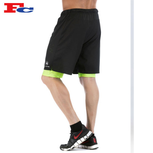 Wholesale Men Shorts With 90% Polyester 10% Spandex Lycra Fabric