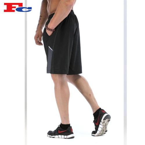 Wholesale Mens Shorts 100% Polyester With Side Pocket