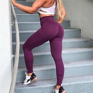 Custom Leggings Wholesale Women's High Supportive Waistband leggings