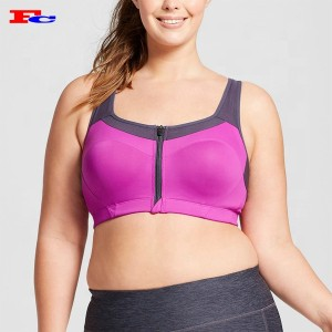 Sports Bras Wholesale  Plus Size Women's  Practical Style Customized