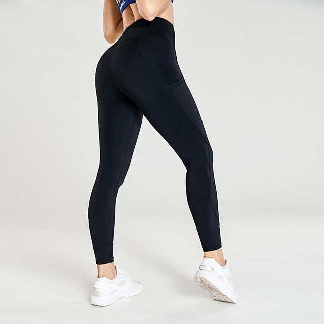 Classic Black Yoga Pants  Leggings  Bulk