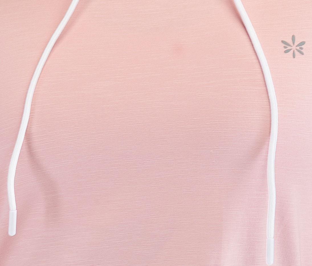 Vente en gros Survêtements Sweat à capuche pour dames en coton sérigraphié personnalisé