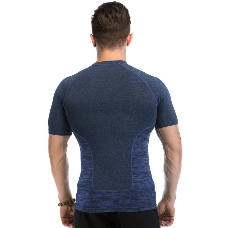 Men's Short Sleeve Compression T Shirts Wholesale