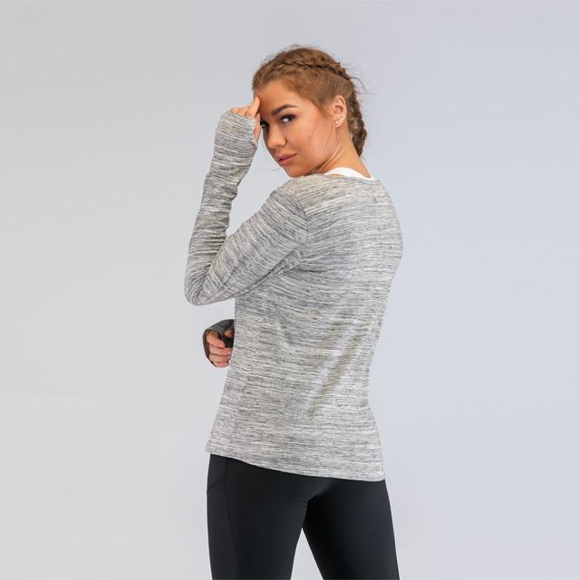 Off-White Frauen lange T-Shirts Großhandel