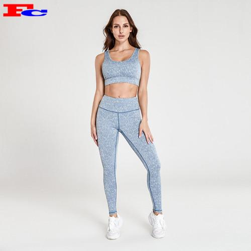 Fabricant de gris bleu actif et de Yogawear