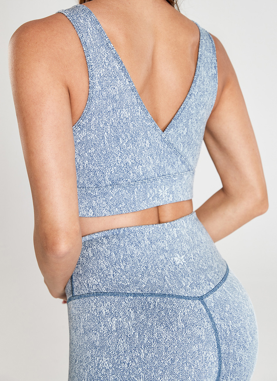 Gray Blue Active And Yogawear Manufacturer