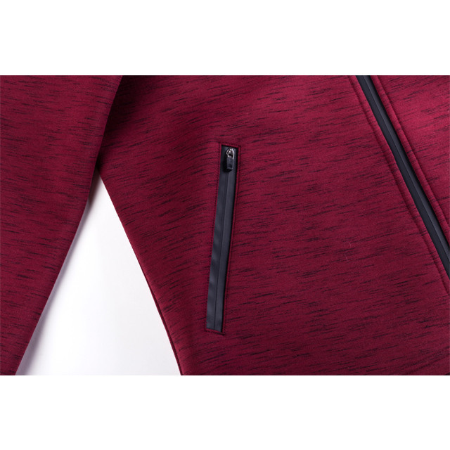 Cotton Polyester Men's Sports Jacket Bulk Track Jackets