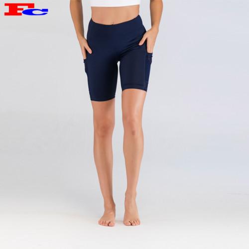 Royal Blue Premium Version Gym Shorts Bulk