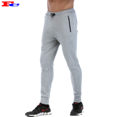 OEM Slim Fit French Terry Pants Sweatpants Manufacturers
