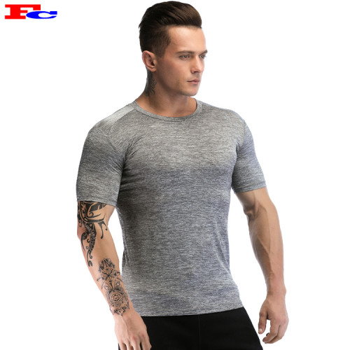 Dry Fit Round Neck Sport Shirts Wholesale