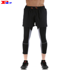 Unique Two-Piece Pants Men's  Legging Wholesale Suppliers