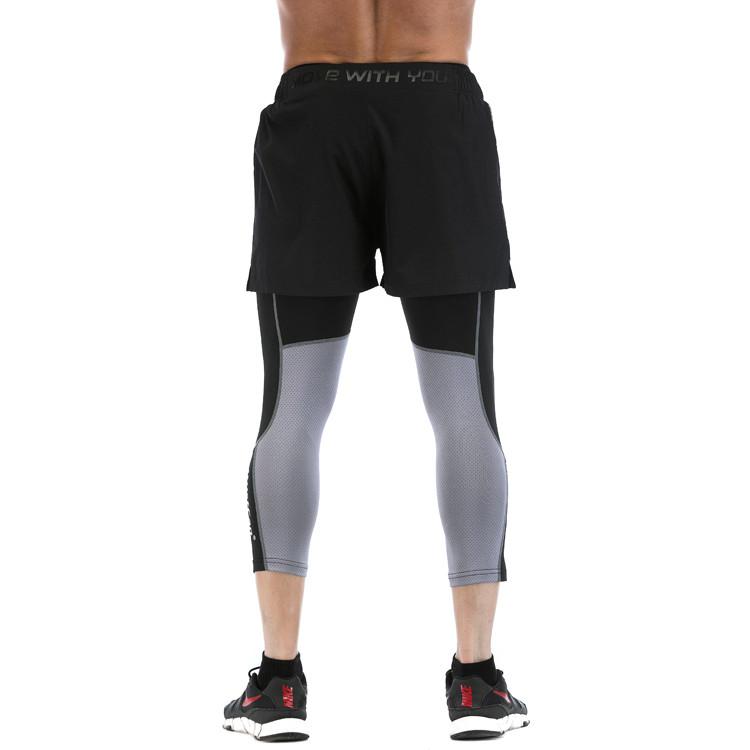 Unique Two-Piece Pants Men's  Legging Wholesale Suppliers