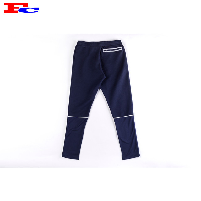 High Quality  Mens Sweatpants Wholesale With Zip Pocket