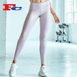 Fashion Hot Stamping Process Designer Leggings Wholesale