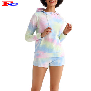 Wholesale Activewear Cothing Tie Dye Active Sports Wholesale
