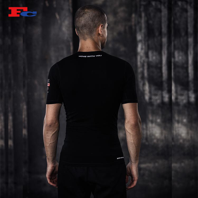 Hot Stamping Silicone Process Men's Best Quality T Shirts In Bulk
