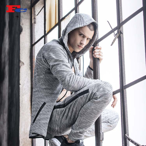 Running Exercise Gym Autumn And Winter Suit Private Label Tracksuit