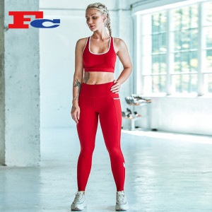 OEM Custom Women Trendy Activewear