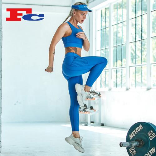 Fengcai Frauen Oem Custom Gym Bekleidungsunternehmen