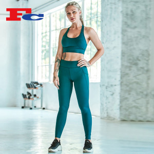 Private Label Women's Workout Clothing Brand Manufacturer